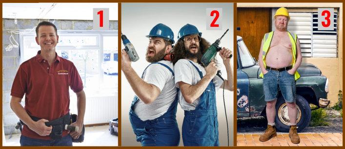 Choose A Contractor