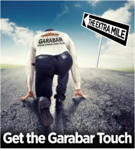 Get the Garabar Touch